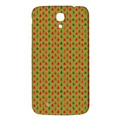 Christmas Trees Pattern Samsung Galaxy Mega I9200 Hardshell Back Case