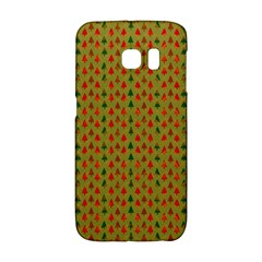 Christmas Trees Pattern Galaxy S6 Edge
