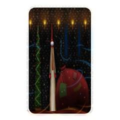 Christmas Xmas Bag Pattern Memory Card Reader
