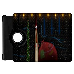 Christmas Xmas Bag Pattern Kindle Fire HD 7