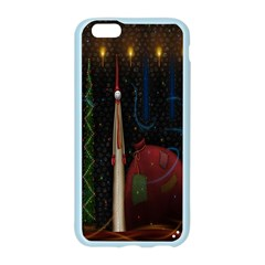 Christmas Xmas Bag Pattern Apple Seamless iPhone 6/6S Case (Color)