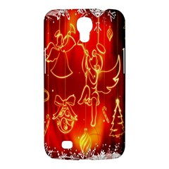 Christmas Widescreen Decoration Samsung Galaxy Mega 6 3  I9200 Hardshell Case