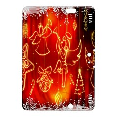 Christmas Widescreen Decoration Kindle Fire Hdx 8 9  Hardshell Case
