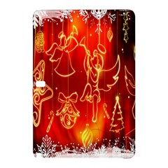Christmas Widescreen Decoration Samsung Galaxy Tab Pro 12.2 Hardshell Case