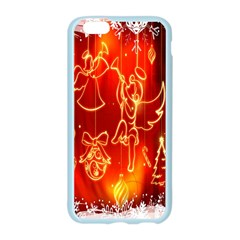 Christmas Widescreen Decoration Apple Seamless iPhone 6/6S Case (Color)
