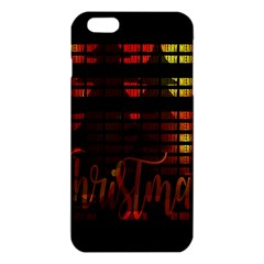 Christmas Advent Gloss Sparkle Iphone 6 Plus/6s Plus Tpu Case