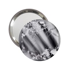 Christmas Background  2.25  Handbag Mirrors