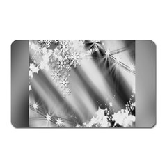 Christmas Background  Magnet (Rectangular)