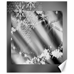 Christmas Background  Canvas 20  x 24