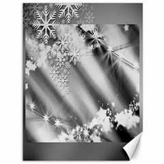 Christmas Background  Canvas 36  x 48