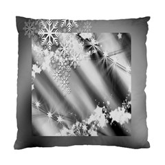 Christmas Background  Standard Cushion Case (Two Sides)