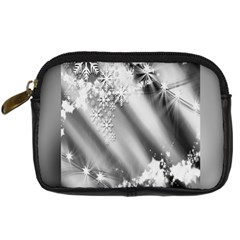 Christmas Background  Digital Camera Cases