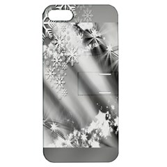Christmas Background  Apple Iphone 5 Hardshell Case With Stand
