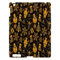 Christmas Background Apple iPad 3/4 Hardshell Case