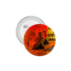 Christmas Bauble 1.75  Buttons
