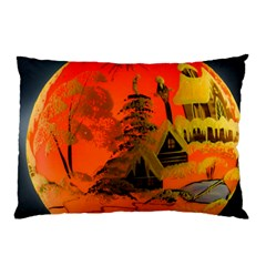 Christmas Bauble Pillow Case