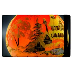 Christmas Bauble Apple Ipad 3/4 Flip Case