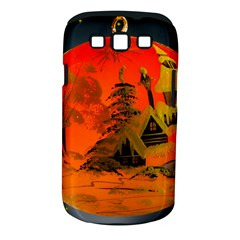 Christmas Bauble Samsung Galaxy S III Classic Hardshell Case (PC+Silicone)