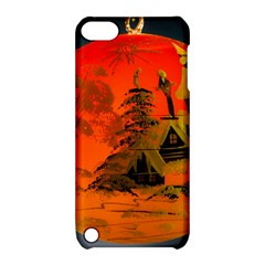 Christmas Bauble Apple Ipod Touch 5 Hardshell Case With Stand
