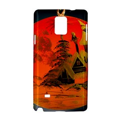 Christmas Bauble Samsung Galaxy Note 4 Hardshell Case