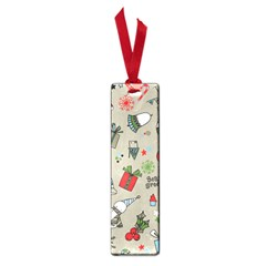 Christmas Xmas Pattern Small Book Marks