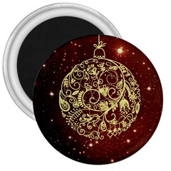 Christmas Bauble 3  Magnets