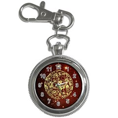 Christmas Bauble Key Chain Watches