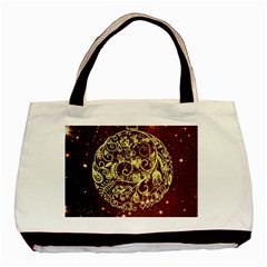 Christmas Bauble Basic Tote Bag (Two Sides)
