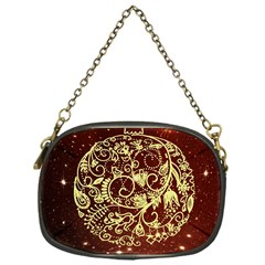 Christmas Bauble Chain Purses (One Side)