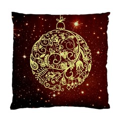 Christmas Bauble Standard Cushion Case (One Side)