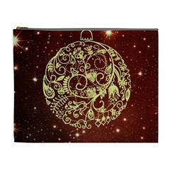 Christmas Bauble Cosmetic Bag (XL)