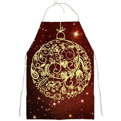 Christmas Bauble Full Print Aprons