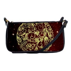 Christmas Bauble Shoulder Clutch Bags