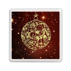 Christmas Bauble Memory Card Reader (Square)