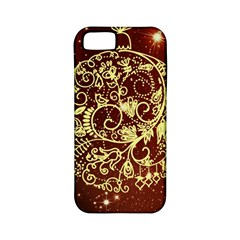 Christmas Bauble Apple iPhone 5 Classic Hardshell Case (PC+Silicone)