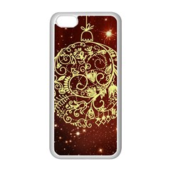 Christmas Bauble Apple Iphone 5c Seamless Case (white)