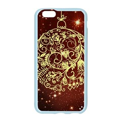 Christmas Bauble Apple Seamless iPhone 6/6S Case (Color)