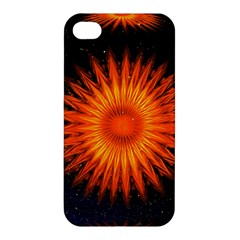 Christmas Card Ball Apple Iphone 4/4s Hardshell Case