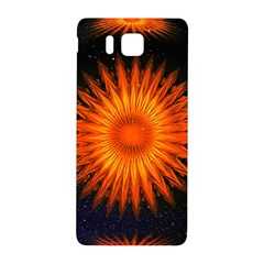 Christmas Card Ball Samsung Galaxy Alpha Hardshell Back Case