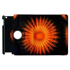 Christmas Card Ball Apple iPad 2 Flip 360 Case