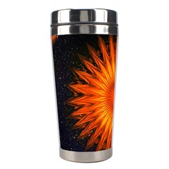 Christmas Card Ball Stainless Steel Travel Tumblers
