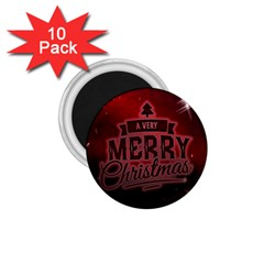 Christmas Contemplative 1.75  Magnets (10 pack)