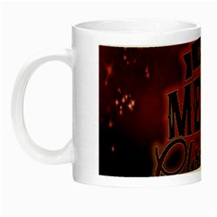 Christmas Contemplative Night Luminous Mugs