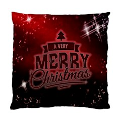Christmas Contemplative Standard Cushion Case (one Side)