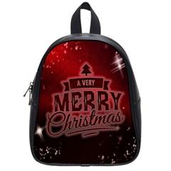 Christmas Contemplative School Bags (Small)