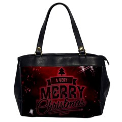 Christmas Contemplative Office Handbags