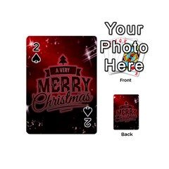 Christmas Contemplative Playing Cards 54 (Mini)