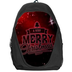 Christmas Contemplative Backpack Bag