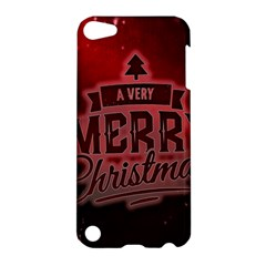 Christmas Contemplative Apple iPod Touch 5 Hardshell Case