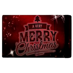 Christmas Contemplative Apple iPad 3/4 Flip Case